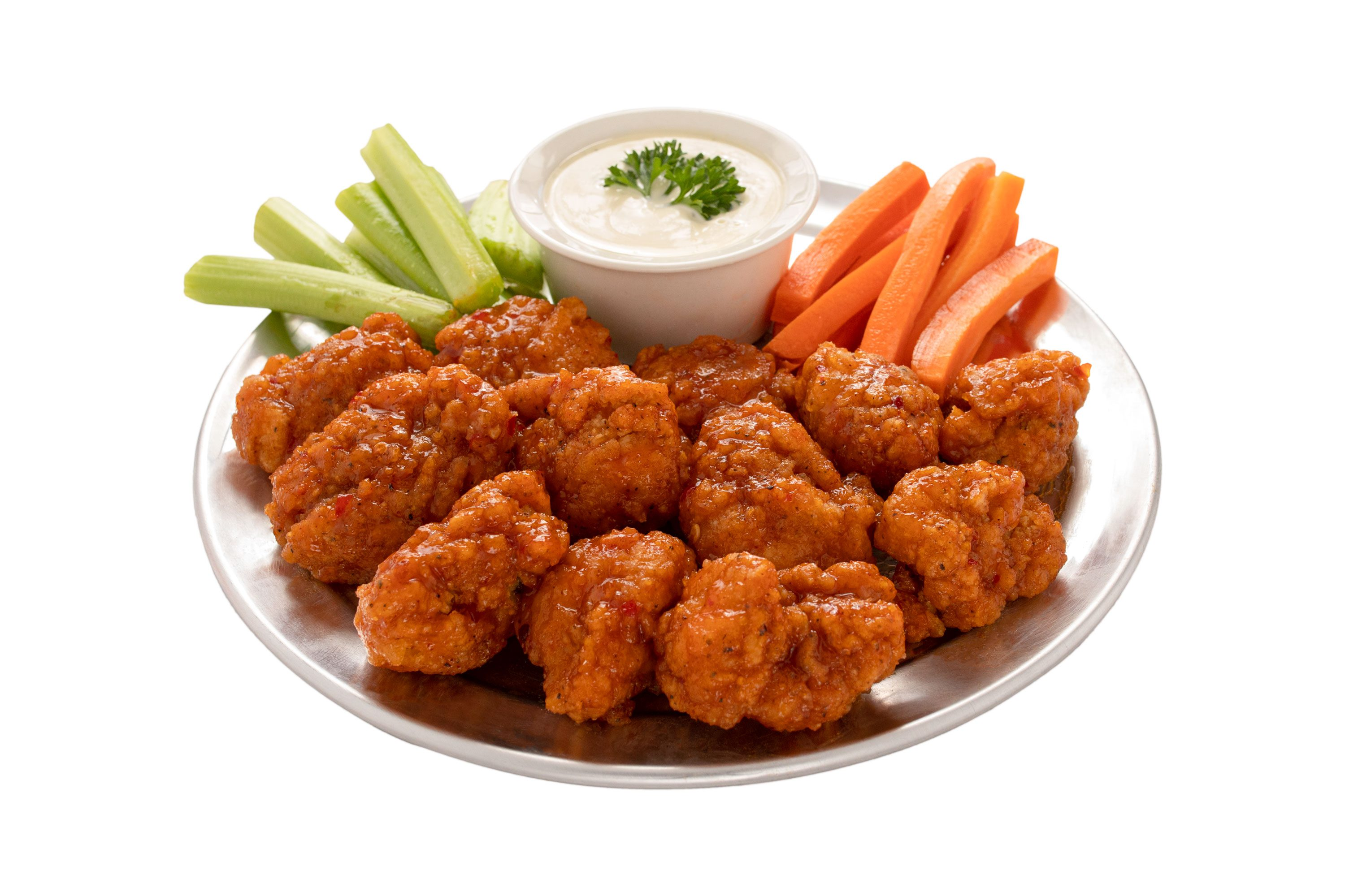 Small Boneless Wings